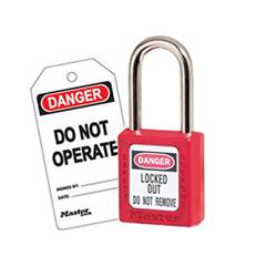 Lockout Tagouts