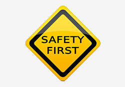 Safety Rules and Regulations