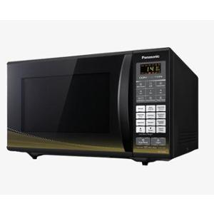 Panasonic NN-CT64HBFDG 27L Convection Microwave Oven, Black