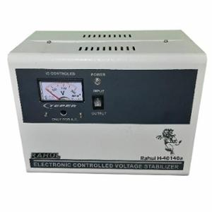 Rahul H-40140 A 4kVA 16A 140-280V 3 Step Automatic Voltage Stabilizer