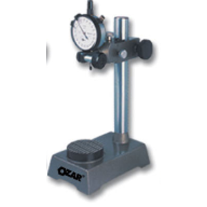 Ozar 60mm Round Serrated Dial Comparator Stand with Fine Adjustment, ACS-1734