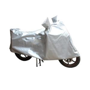 HMS Dustproof Silver Bike Body Cover for Yamaha SS 125