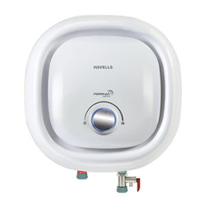 Havells Adonia Spin 10L White Storage Water Heater, GHWCASPWH010