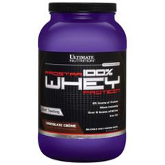 Ultimate Nutrition 2lbs Chocolate Creme Prostar Whey Protein