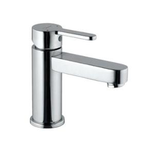 Jaquar Fusion Antique Copper 450mm Lever Extended Basin Mixer without Popup Waste System, FUS-ACR-29023B