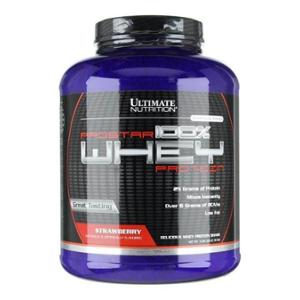 Ultimate Nutrition 5.28lbs Strawberry Whey Protein