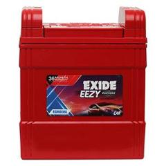 Exide Eezy 12V 65Ah Left Layout Battery, EGRID700L