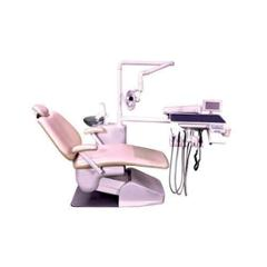 GE 0107 Plus Electrically Operated Dental Chair with Foot Control Panel