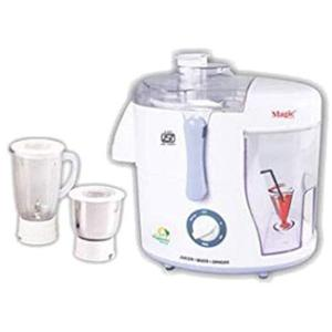 Magic Surya Marvel 550W Juicer Mixer Grinder with 2 Jars, J-207