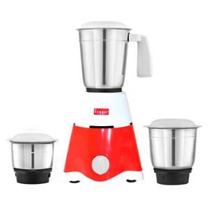 Fogger 500W Blue & White Mixer Grinder with 3 Jars