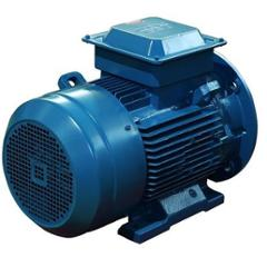 ABB IE3 3 Phase 18.5kW 25HP 415V 4 Pole Foot Cum Flange Mounted Cast Iron Induction Motor, M2BAX180MLA4