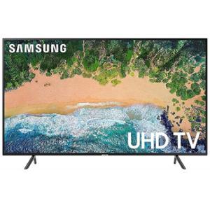 Samsung 7 Series 43 inch 4K Black Smart Led TV, UA43NU7100 (2019 Manufactured)