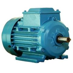 ABB IE2 3 Phase 1.1kW 1.5HP 415V 4 Pole Foot Mounted Cast Iron Induction Motor, M2BAX90SA4