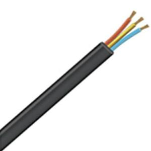 MXVOLT 4mm Submersible Cable, Length: 50 m
