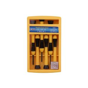 De Neers DN-PSF6 6 Pcs Precision Screw Driver Set