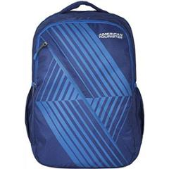 American Tourister 32 Litre Tourister Timbo Plus Blue Backpack