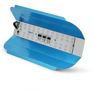 LumoGen 50W Blue LED Flood Light, LMTSB100 (Pack of 100)