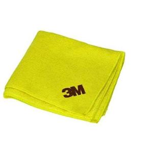 3M 12x14 Inch Yellow Car Care Cloth (Pack of 48)