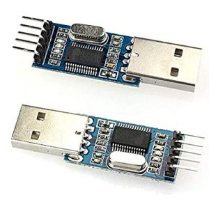 Electrobot RS232 Converter Adapter for Aurdino Nano Raspberry Pi, PL2303 (Pack of 2)