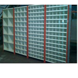 Rushabh 4 Layer Steel Pigeon Hole Spares Rack