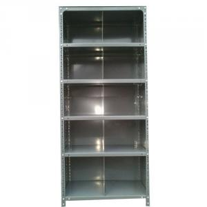 Sai Steelrange 5 Layer Steel Pigeon Hole Storage Rack, Load Capacity: 50-100 kg/Layer