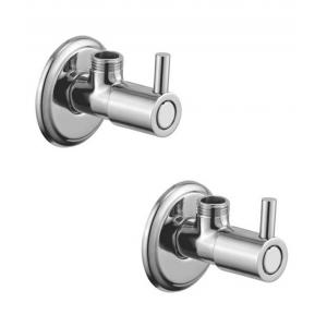 Kamal Dixy Quarter Turn Angle Faucet, DXY-2213-S2 (Pack of 2)