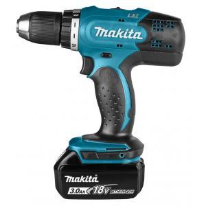 Makita 13mm Cordless Hammer Driver Drill, DHP483RFE