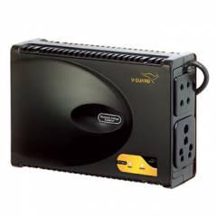 V-Guard VG Crystal Black Voltage Stabilizer