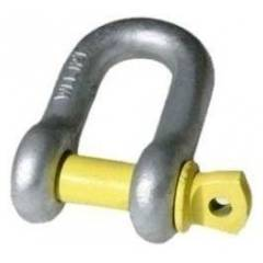 Wellworth 13.5 Ton D-Shackle Screw Pin