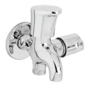 Parryware Droplet Brass Two Way Bib Faucet, G4734A1