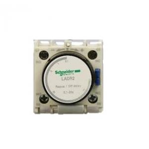 Schneider TeSys Accessories - D and F Model (Pneumatic Timer Blocks)-LADT2