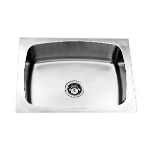 Jayna Galaxy SBF-08 (DX) Glossy Sink With Beading, Size: 27 x 20 in