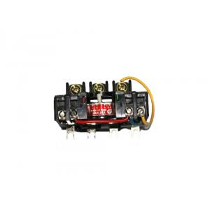 SJ MJ1+ 4-6.5A Thermal Overload Relay, R01+/C