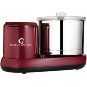 Rich & Comfort 2 Litre Red Wet Grinder, RCPLWET