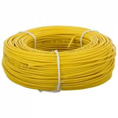 Premier 90m 1 Sq mm Yellow House Wire