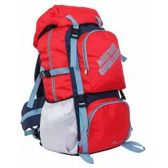 Polestar Rocky 60 Litre Red Polyester Outrider Rucksack