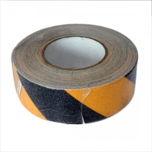 OEM 45m Yellow & Black Floor Marking Zebra Tape