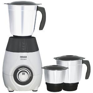 Inalsa Passion 600W ABS Plastic Mixer Grinder