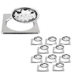 Kamal Square Ring Trap 6 x 6 Inch, GRT-1425-S10 (Pack of 10)