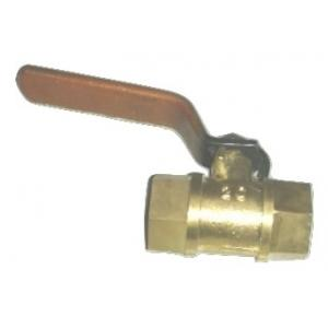 Imported 40mm Brass Ball Valve, MTC-74 (Pack of 2)