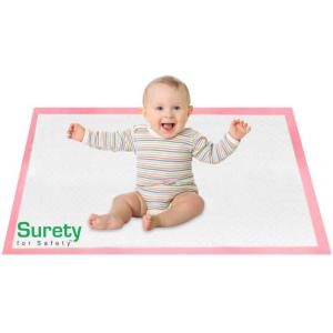 Surety White Underpad Sheets (Pack of 4)