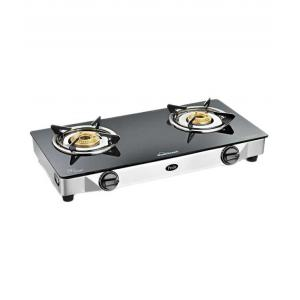 Sunflame PRIDE 2 Burner Manual Gas Stove