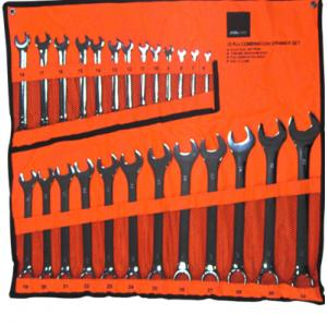 JCBL 1008 25 Pieces Combination Spanner Set