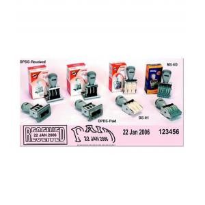 Oddy 6 Digits Numbering Stamp, 8PAC-OD-NS-6D (Pack of 12)
