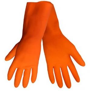 Sentouch Orange Safety Gloves