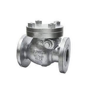 Sant 8 Inch Cast Steel Swing Check Valve, CS 8