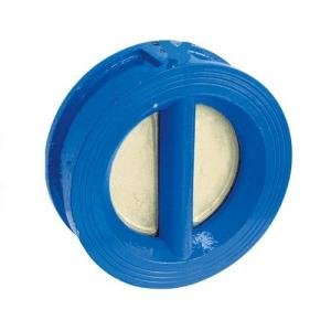 Sant 3 Inch Dual Plate Wafer Check Valve, DP 1