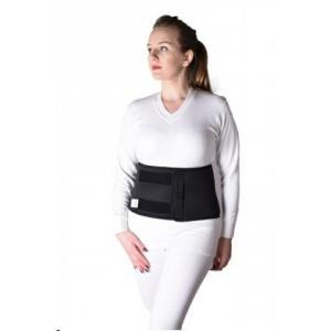 Hiakan HI N1011 Premium Black Universal Abdominal Support Belt
