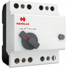 Havells FP RCCB-AC Type (100mA)-Higher Rating-DHRMCMFF100100