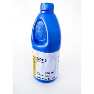 Bosch 500ml DOT 3 Brake Fluid for Bikes, 0986AB70048F8